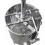 Forkliftable Plunger on Albrigi Tank|
