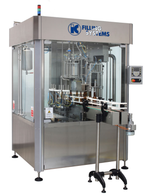 |Automatic Rinser Filler Capper for carbonated beverages