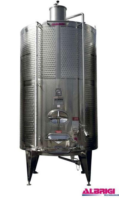 Abeve Albrigi Vinificator Red Fermenting Tanks