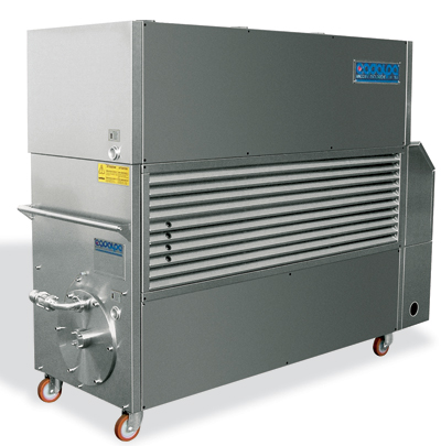 Abeve Cadalpe Scraped Surface Chillers