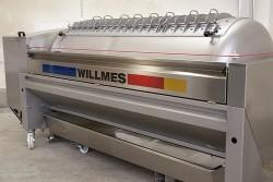 Abeve Willmes Merlin Pneumatic Press
