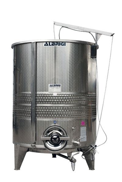 Abeve Albrigi Large Variable Capacity Tanks